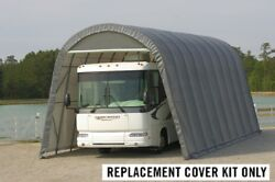 ShelterLogic Heavy Duty Replacement Cover Kits 15x40x16 90543 801068 for 62698