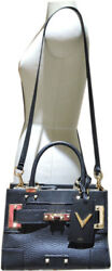 $3595 VALENTINO GARAVANI My Rockstud Mini Crossbody & Shoulder Bag Satchel