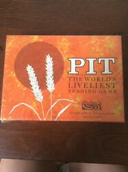 Incredible Rare Sealed Never Opened Pit Card Game Parker Bros 1964 Look Wow