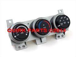 2008-2013 Nissan Rogue AC Heat Temperature Manual Climate Control Switch OEM NEW