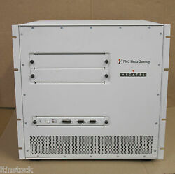 Alcatel-lucent 7505 Mgw Media Gateway Ce-shf-7505 Voip System