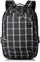 Ogio Women's Windowpane Soho Pack Padded Laptop Compartment Backpack Black