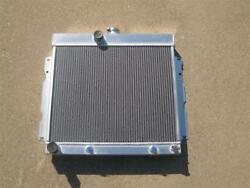 1963-1969 Dodge Plymouth Aluminum Radiator 3 Core Charger Fury Valient Dart