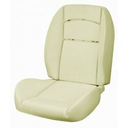 Sport Front Bucket Seat Foam 1964 - 67 Mustang Coupe, Convertible, 2+2