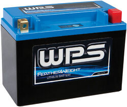 Wps Featherweight Lithium Ion Battery Replaces Yb18-a Ytx18l-bs Ytx20-bs Ytx20h