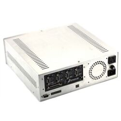 Gecko G540 Controller With 48v 12.5a Power Supply, Cooling Fan