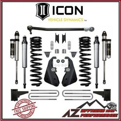 Icon 4.5 Suspension System Stage 2 Kit For 2017-up Ford F250 F350 4wd