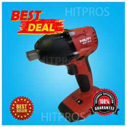 Hilti Compact Impact Wrench Siw 18-a 1/2 Cordless Systems Brand New Tool Body