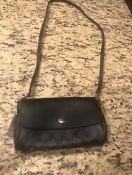 Signature Crossbody Coach purse new with tags $160.00