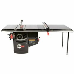 SawStop ICS73230-52 230-Volt 52-Inch Industrial T-Glide Cabinet Table Saw System