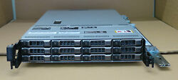 Dell PowerEdge R510 2 x SIX-Core XEON X5670 2.93GHZ 64GB 24TB 2U Storage Server