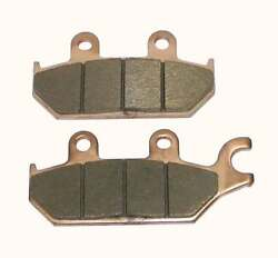 Wsm Brake Pads Front Can-am 1000 - Right Side - 09-5587jl 705601150