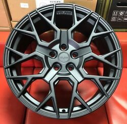 23 Velare Vlr02 Alloys Fits Mercedes G Wagon Concave Made In Europe Only Black