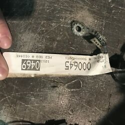 1996 Corvette Main Wiring Harness With Components