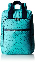 NEW LeSportsac Classic Baby Utility Backpack Baby Skies