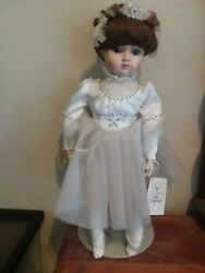 1984 Doll Odette,from Swan Lake From The Gorham Doll Collection