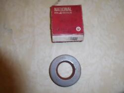 Wheel Seal Rear National 6939 Usa Made - Not Chinese Or Mexican Junk - B7a-1177b