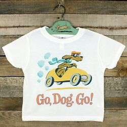 Go Dog Go Toddler Tee Shirt PD Eastman Book Lover Gift Comes in 4 Sizes TShirt