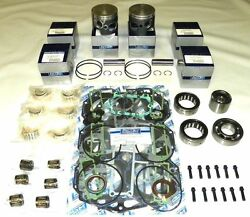 Wsm John/ Evin 200 / 225 Hp Looper And03993-up Rebuild Kit 100-125-11 .010 Size Only