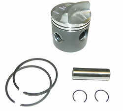 Wsm Mercury 50-140 Hp Cross Flow Piston Kit .030 Over Size - 100-15-06k And03973and03990
