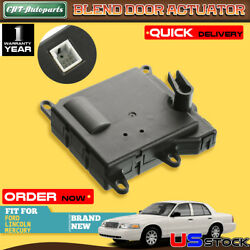 Blend Door Actuator for Ford Crown Victoria Town Car Grand Marquis 90-2011 Main