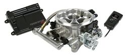 Holley 550-405 Terminator Carb To Efi Fuel Injection Kit Polished Self Tuning