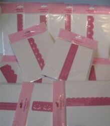 Embossing Cutting Border Dies Compatible With Most Die Cutting Machines