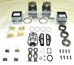 Johnson / Evinrude 90-115 Hp Ficht Rebuild Kit - 100-133-14 - .040 Size Only