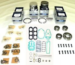 Mercury 150-200 Hp 2.5l Top Guided Rebuild Kit - .010 Size Only 100-20-11