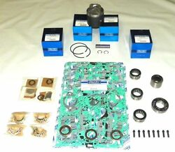 Chrysler / Force 120 Hp 96-99 Top Guided Rebuild Kit - .040 Size - 100-210-44