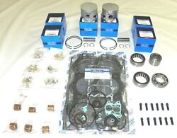 Yamaha 150-225 Hp Power Head Rebuild Kit - .040 Over Size Only - 100-275-34