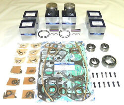 Mercury 150 Hp 92-00 6 Cyl Top Guided Rebuild Kit - .030 Over Size 100-30-13