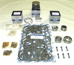 Mercury 75 / 90 Hp 3 Cyl Top Guided Rebuild Kit - .040 Size Only 100-35-14
