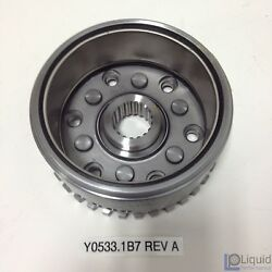 Erik Buell Racing Ebr Motorcycle Charging Rotor Assembly Y0533.1b7 Rev A