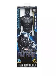 Panther Titan Hero Series 12-inch Black Panther Top Quality Durable Genuine New