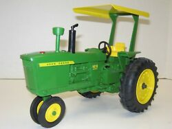 1/16 John Deere 4010 Rops Diesel Plow City Show No Box Free Shipping