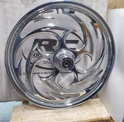 Nos Rc Components One Piece Forged Aluminum Front Wheel 0201-0919