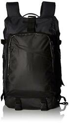 Volcom Men's Mod Tech Waterproof Surf Backpack Bag Black Combo One Size