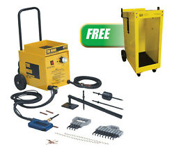 Maxi Multiple Pull Dent Station W/ Free Stand For The Maxi Dtf-df-505s New