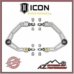 Icon Delta Joint Billet Aluminum Upper Control Arms For 2017-up Ford F150 Raptor