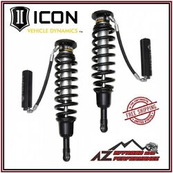 Icon Vehicle Dynamics 3.0 Series Coilover Shocks For 2017-up Ford F150 Raptor