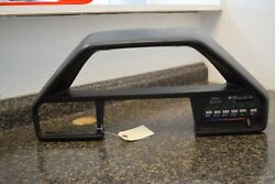 1984-87 Honda CRX Climate Control Bezel Cluster cover Free Shipping