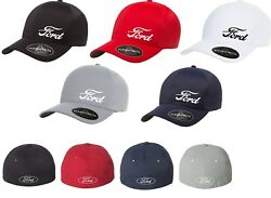 FORD MOTOR  DELTA  FLEXFIT HAT *FREE SHIPPING IN A BOX*  $19.99