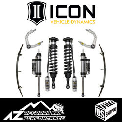 ICON Vehicle Dynamics Stage 7 Suspension System for 07-18 Toyota Tundra