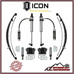 Icon Vehicle Dynamics Rxt Rear Suspension System Stage 1 For 07-20 Toyota Tundra