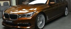 Alpina Brand Bmw G11 G12 7 Series 2016+ Full Body Decal And Striping Set New