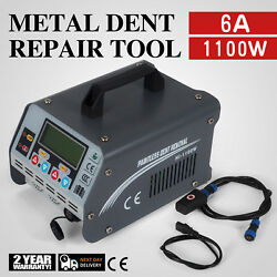1100W 6A 110V Autos Induction Heater Machine Paintless Dent Removal Repair Tool