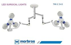 Surgical Operating Lights Surgical Operation Theater Lamp Operating Lamp 3+3
