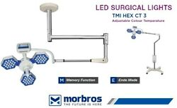 Led Operating Lights Surgical Operation Theater Lamp Operating Lamp Hex Ct 3