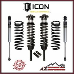 Icon 0-3.5 Stage 1 Suspension System For 2010-2014 Toyota Fj Cruiser